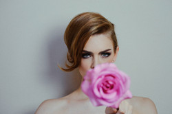 Photography, Hair and Makeup by me