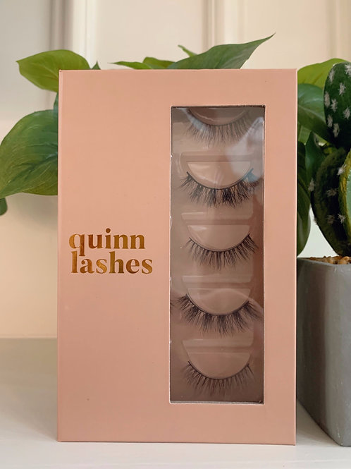 5 PAIR LASH BOOK (COMBO)