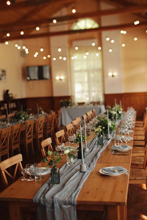 Скандинавская свадьба