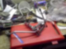 Ремонт трубок вальцевание и пайкой аргонодуговой сваркой.