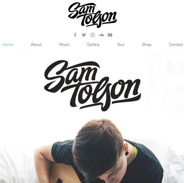 Sam Tolson Music