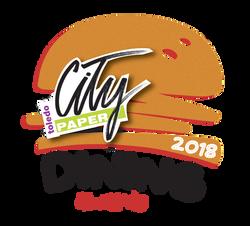 Toledo City Paper Dining Awards Logo