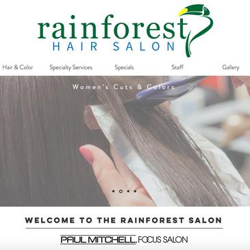 Rain Forest Salon