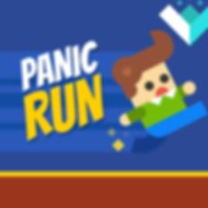 Panic Run iOS Game