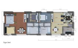 Plattegrond indeling woonhuis