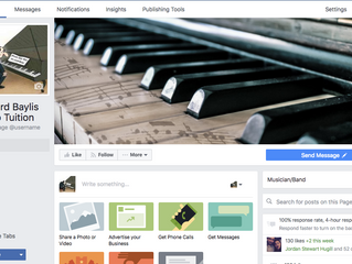 Piano Lessons - Deals/Offers, Information and Fun Bits and Bobs.