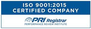 PRI_Programs_Registrar_Certified_ISO9001