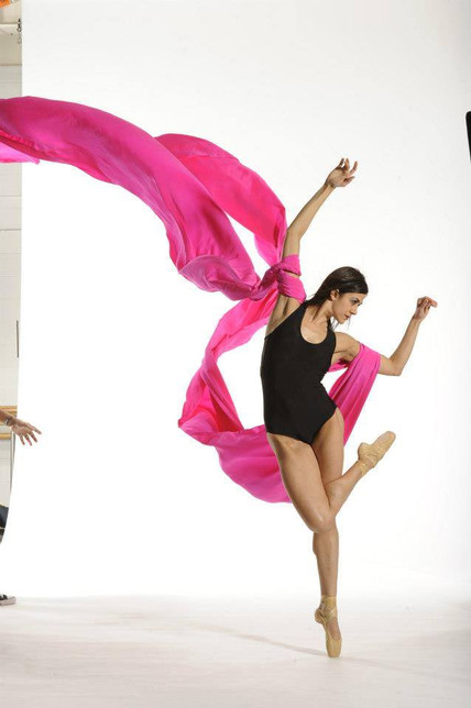 Promotional Photo for the Washington Ballet