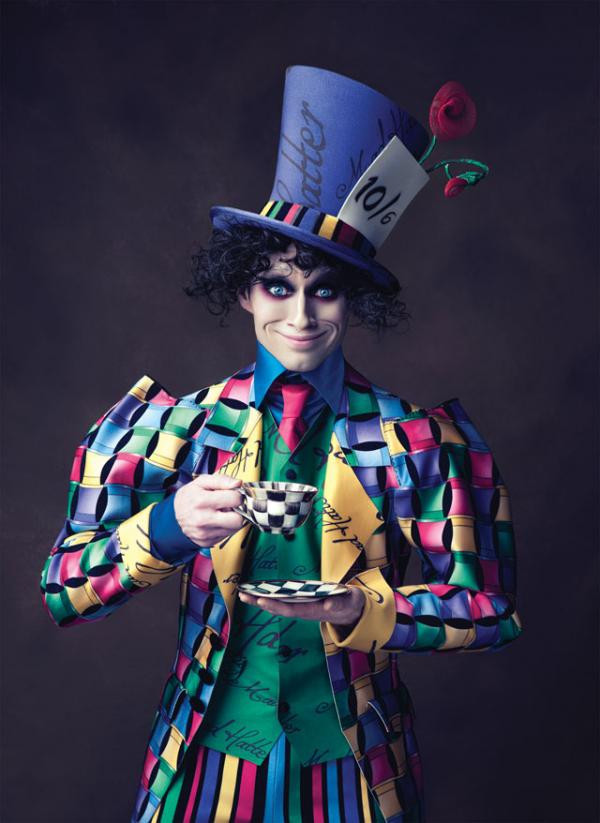 Mad Hatter - Septime Webre's Alice In Wonderland