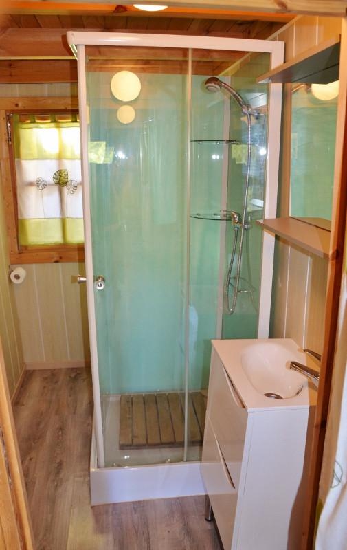 Une salle de douche optimale