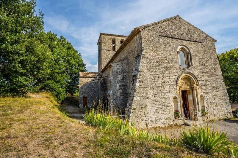 L'Eglise de Sainte Jalle