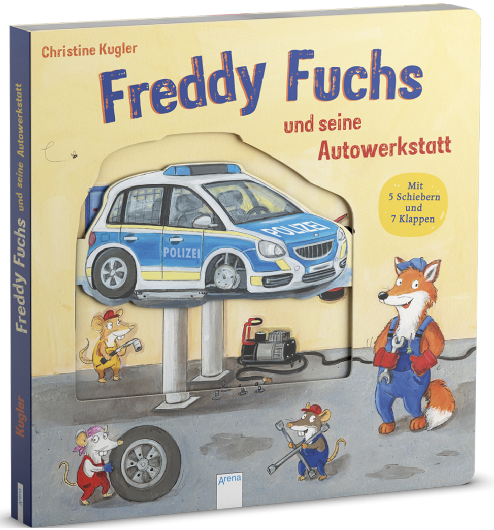 Freddy-Fuchs-Autowerkstatt
