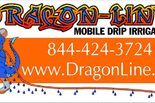 Dragon-Line Truck Magnet
