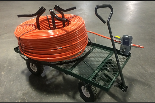 #46 - Tubing Cart & Counter