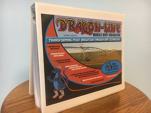 Dragon-Line Sales Binder