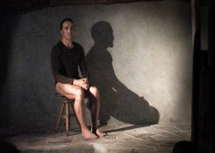 Bram Vreeswijk – Studies of a figure in a space