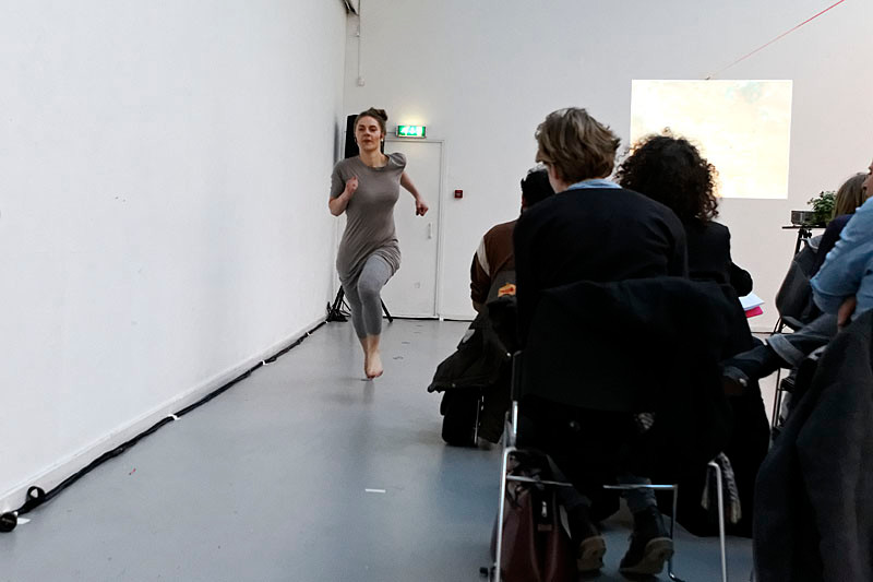 Esmee Geerken, Trajectories #2, photo by Thomas Lenden