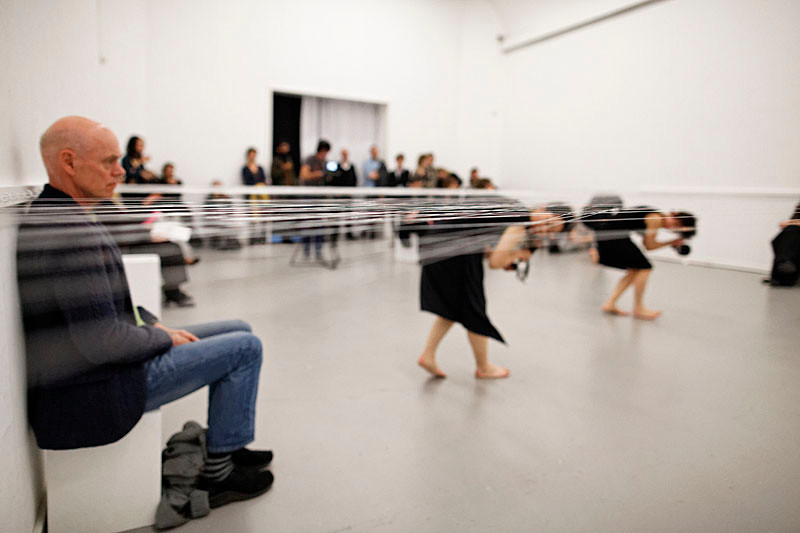 Rose Akras, Movement with a rest product: space 2, photo by Thomas Lenden