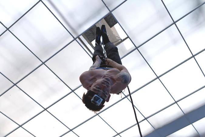 Dirk Jan Jager and Simon Ferdinando – Leviathan