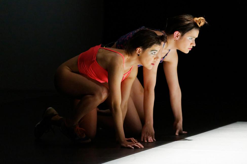 BLINK mini unison intense wail, Michelle Moura, photo by Thomas Lende