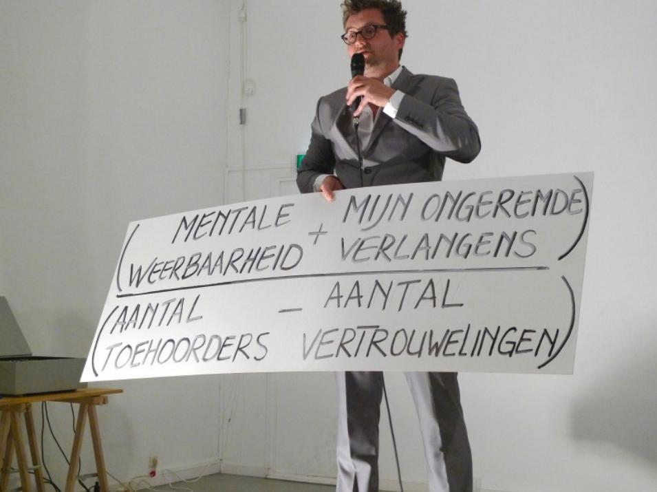 Matthijs Bosman - Site specific seminar #2