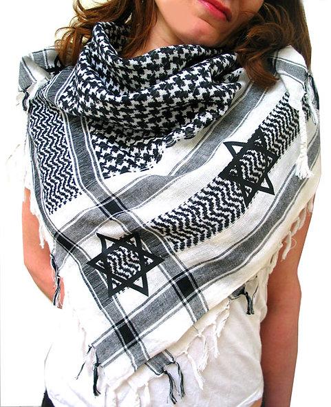 KEFFIYEH scarf