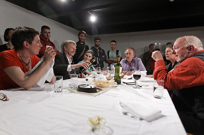 Lot Meijers NL – The dinner