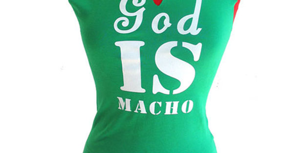 God is Macho