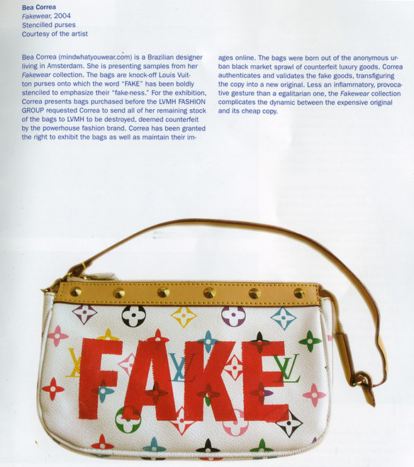 Fair Use Exhibition, Chicago, USA