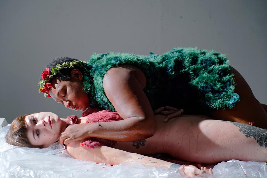 Cannibal, Rebeca Chaillon, photo by Thomas Lenden