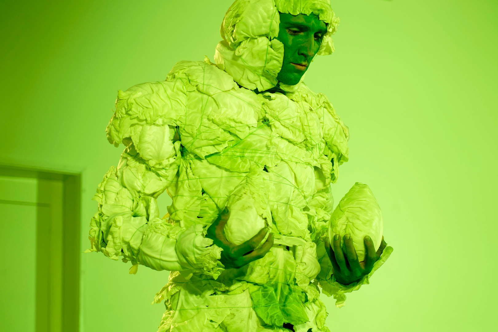 Cabbage, No Cabbage, Tomislav Feller, photo by Thomas Lenden