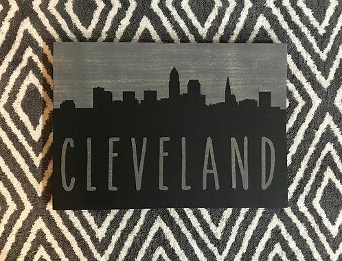 Cleveland- Skyline