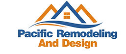pacific remodeling and design logo