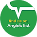 Angie's List 5 star Customer review