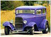 1932 Two Door Sedan
