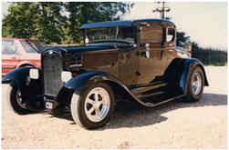 1931 Ford Model A Five Window Coupe