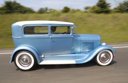1929 Model A Ford Sedan