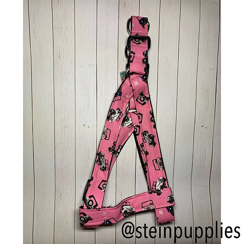 Pink Jeep Harness
