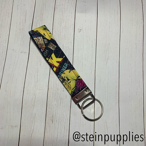 Comic Marvel Key Fob