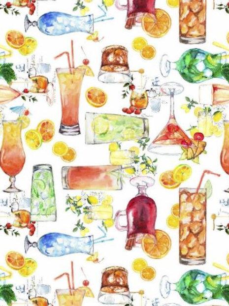 Algodón 100% Cocktail