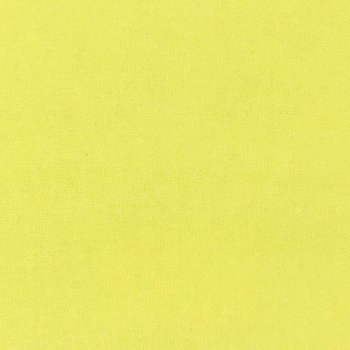 Sábana algodón amarillo