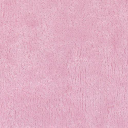 Rizo aterciopleado - rosa