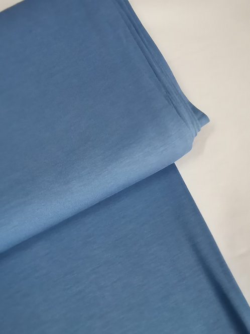 Punto Camiseta Azul eléctrico