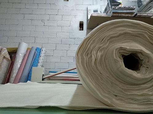 Guata de algodón patchwork
