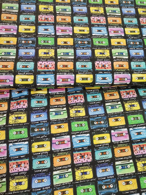 Algodón Cassette