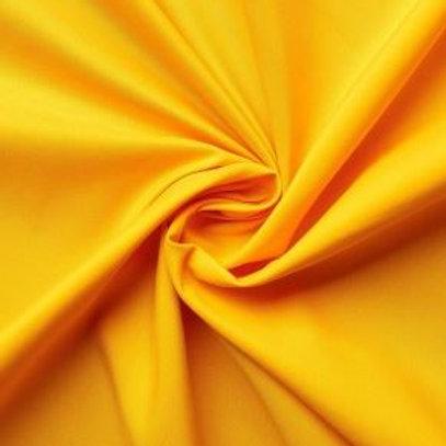 Tejido de microfibra amarillo