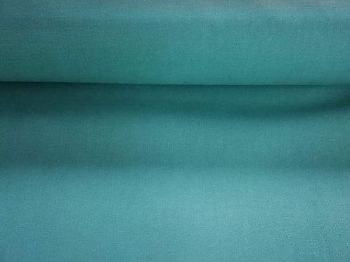 Tela de algodón-lino azul celeste