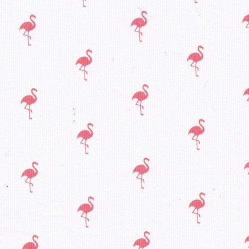 Piqué canutillo Flamingo