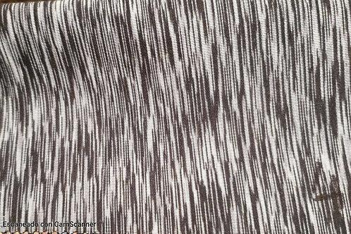 Neopreno rayas negro