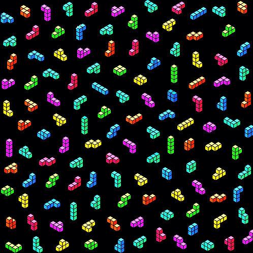 Algodón Tetris